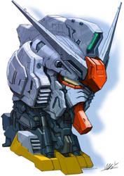 RX-78-2 Gundam by Yangyoonyoung