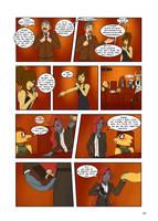 Under-Upper AU: Ch5 Page 3 by MichPajamaArtist