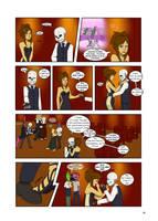 Under-Upper AU: Ch5 Page 5 by MichPajamaArtist