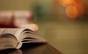 The Open Book by GavinAsh