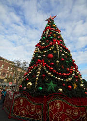 Christmas at Universal Studios, Florida by GavinAsh