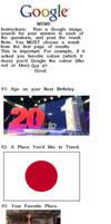 Google Meme by Zsy
