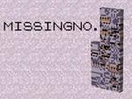 Missingno. Wallpaper by Zsy