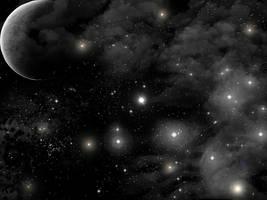 Night Sky by SkillZombie