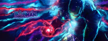 Iron Man by Rage-Sama-5