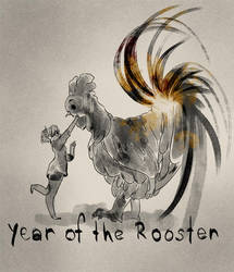 Year of the Rooster by RachelSmythe