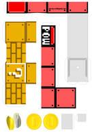 POW-Block Papercraft NOOB Vers by kamibox
