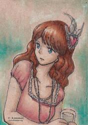 Little Rose by XKimmaiX