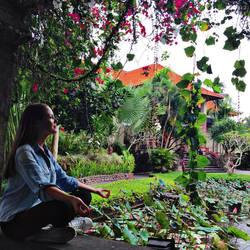 Meditation.Bali. by Riviera17