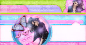 Little Preview for Danielle Peazer Daily by ValeVelez-222