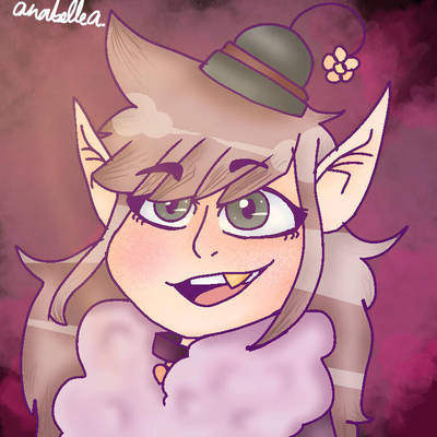 Vixon The Elf - AnabelleDoesChats  by ZemiQueDAfox