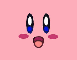 Kirby Wallpaper by TheGamingArchivist