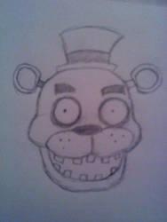Freddy Fazbear by TheGamingArchivist