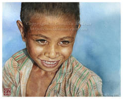Boy by CamillaMalcus