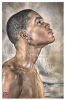 Man by CamillaMalcus