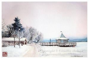 Winter by CamillaMalcus