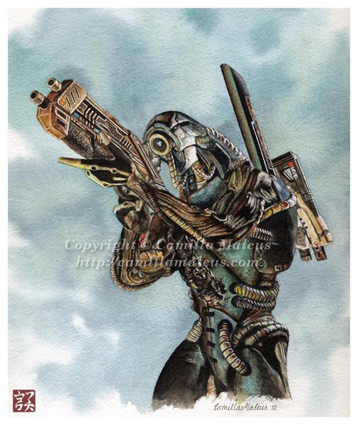 Legion by CamillaMalcus