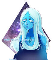 What's the use of feelings Blue? by SaraMangaka