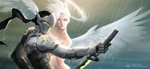 Mercy's best creation by Leirixart