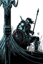 Viking by dendorrity