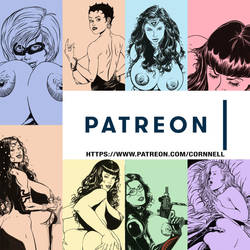 Patreon Rewards Vol. 4 by CornnellClarke
