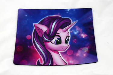 Starlight Glimmer Mousepad by Art-N-Prints