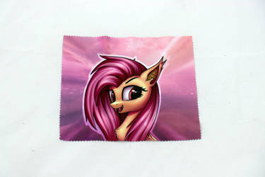 Flutterbat Glasses Cleaning Cloth by Art-N-Prints
