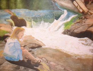 The Falls by lernie