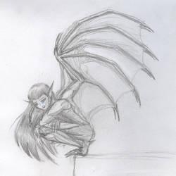 What I Am -Unfin by broken-wings