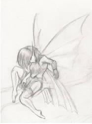 Seeking Serenity by broken-wings