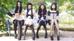 Gothic Lolita - Ero Lolitas by Amenoel