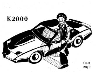 Knight Rider by Cedos