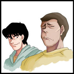 Aoki and Kimura by Nanto by Kamogawa-Gym