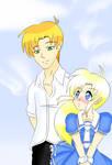 Special Gift: Shinji and Ayumi by Nyaly
