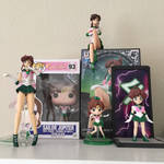 Sailor Jupiter Collection 1.0 by G-Extreme