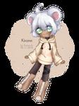 [OC] Kirane by Avericchi