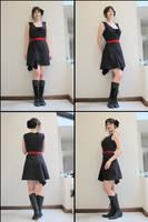 Black Dress by emiko42