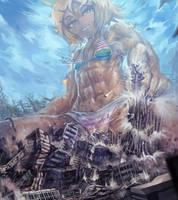 Rin-chan Destruction by Yilx