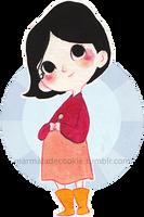 Saoirse by Marmaladecookie