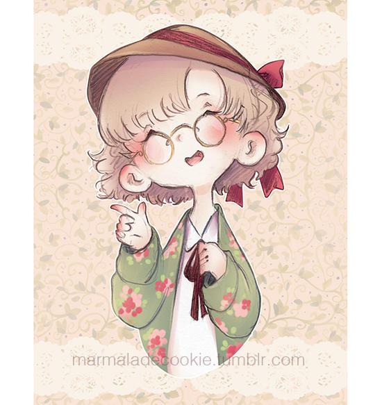 Bonnie by Marmaladecookie