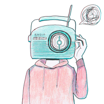 Radio Head by Bmouat