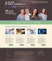 Medical Slide Processing by Nimeria