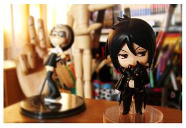 Sebastian: Huh? by RavenTears
