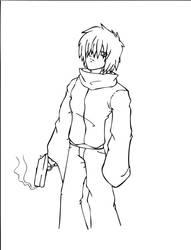 Gunman by master017