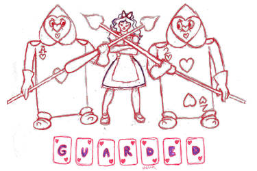 Card Guards by cthulhumeetsworld