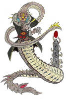 Nyarlathotep, The Crawling Chaos by Beastrider9