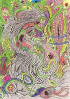 Azathoth, The Nuclear Chaos by Beastrider9