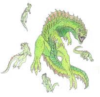 Sci-Fi Re-imagined: Poseidon Rex by Beastrider9