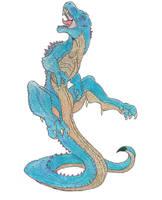Gorosaurus by Beastrider9