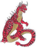 Primal Rage: Diablo, God of Evil by Beastrider9